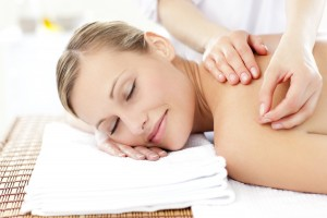 acupuncture 300x200 - Radiant woman receiving an acupuncture treatment